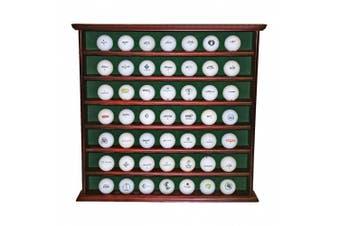 Longridge Balls Wood Cabinet 49 Ball