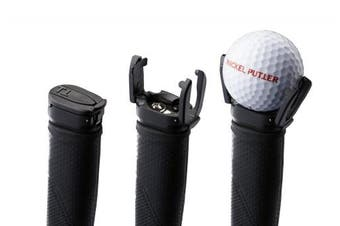 Asbri Golf Ball Pick-Up - Black