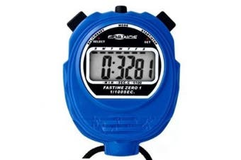(Blue) - Fastime Men's 01 Stopwatch