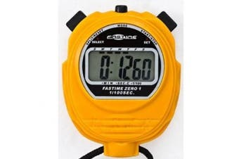 (Yellow) - Fastime 01 Stopwatch Yellow