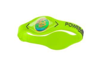 (Medium, Volt Grey) - Power Balance Volt Men's Wristband
