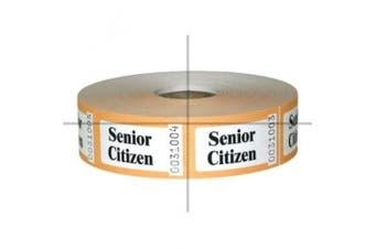 Roll Tickets, Senior Citizen