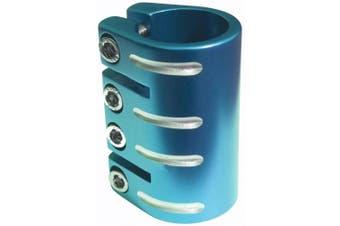 (Blue) - Blazer Scooter Quad Clamp