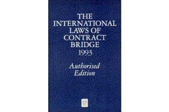 International Laws of Contract Bridge 1993 (Master Bridge)