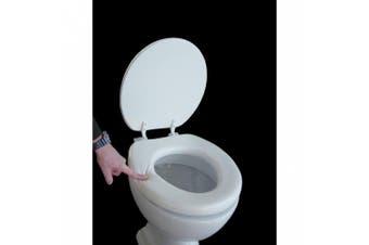 ADOB soft toilet seat, white
