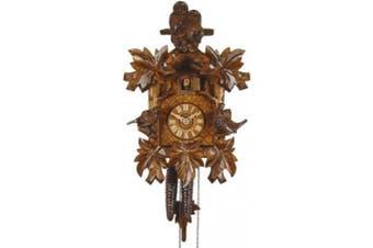 Cuckoo Clock 2 Owls