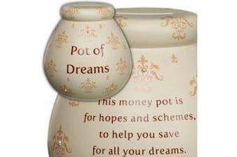 Pot Of Dreams - Fleur De Lys Money Pot