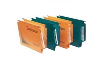 Classic '330' Lateral File 15mm Orange (50)