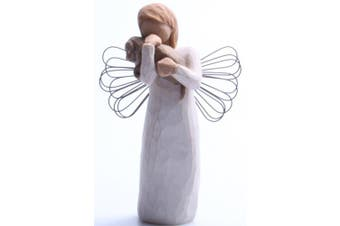 (Friendship, Single) - Willow Tree Angel of Friendship by Susan Lordi 26011