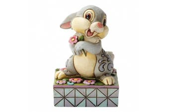 Disney Traditions Thumper Spring has Sprung Sculpture