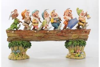 (Seven Dwarfs) - Disney Traditions Seven Dwarfs Homeward Bound Figurine