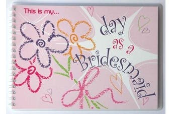 This is my day as a Bridesmaid Playbook Photo Album