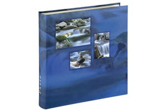 Hama 30 x 30 cm Singo Jumbo Album for 100 Photos, Aqua