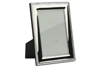 Addison Ross, Photo Frame, 8x10, Silver Plate Tooth, 20cm x 25cm