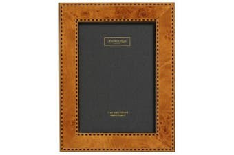 Addison Ross, Marquetry Photo Frame,5x7, Double Cheque Fibre Back, 13cm x 18cm