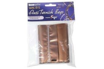Shine Rite Anti-Tarnish Self Sealing Plastic Bags 10cm x 15cm (10 Bags)