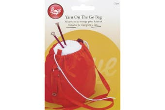 Simplicity Boye 2-Piece Yarn on The Go Bag