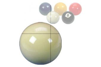 "White Cue Ball 2¼"""
