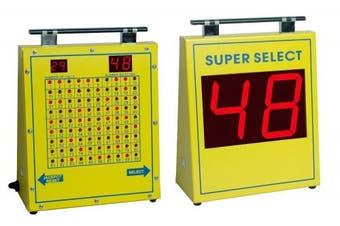 Super Select Electronic Bingo Machine