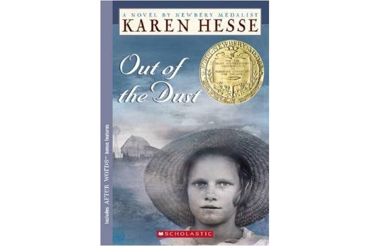 Holt McDougal Library, Middle School: Individual Reader Out of the Dust