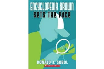Encyclopedia Brown Sets the Pace (Apple Paperbacks)