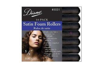 Diane Satin Foam Rollers