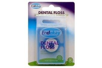 Endekay Dental Floss Mint 25m