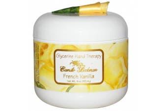 (French Vanilla, 120ml) - Camille Beckman Glycerine Hand Therapy Cream, French Vanilla, 120ml