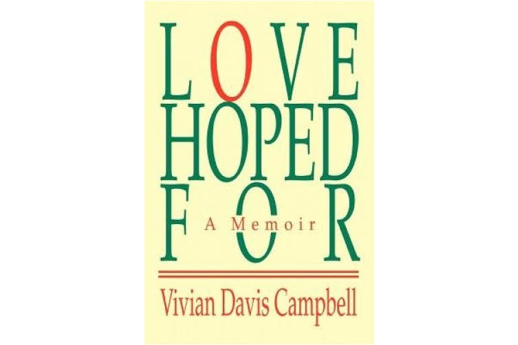 Love Hoped For: A Memoir