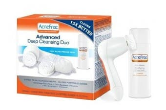 Acne Free Advanced Deep Cleansing Duo For Acne-Prone Skin