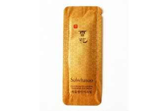 30 X Sulwhasoo Sample Concentrated Ginseng Renewing Eye Cream 1ml. Super Saver Than Normal Size