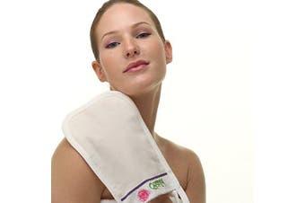 (Pack of 1) - Baiden Mitten Superior Exfoliator Glove,Facial, Body Scrub,Best Firming Dry Skin Treatment,Repair Wrinkles Remove Blackheads Scars,Professional Grade (1mitt)