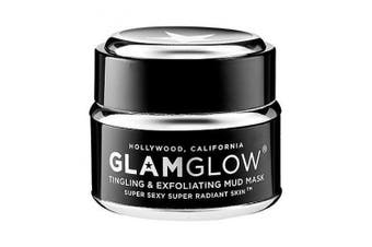 Glam Glow Tingling and Exfoliating Mud Mask, 50ml