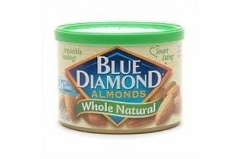 Blue Diamond Whole Natural Almonds 180ml