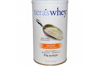 Tera's Whey Goat's Whey Protein Plain