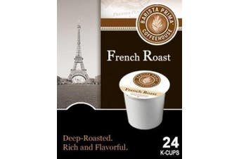 Barista Prima Coffeehouse FRENCH ROAST 48 K-Cups for Keurig Brewers