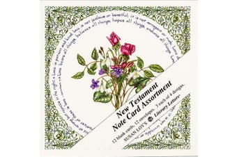 New Testament Note Card Assortment