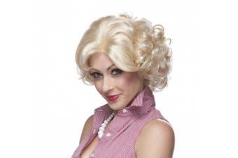 (standard) - Starlet Wig - Cali Blonde - Blush
