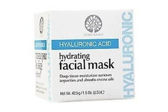 Living Source Hyaluronic Acid Hydrating Facial Mask 45ml