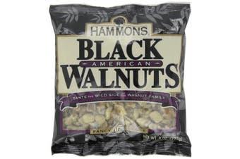 Hammons Fancy Large Black Walnuts, 240ml Bag