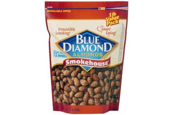 Blue Diamond Almonds Smokehouse, 470ml Bag
