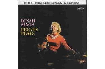Dinah Sings, Previn Plays [Bonus Tracks] [Remaster]