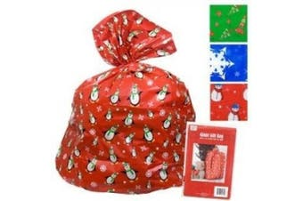 Giant Size Christmas Gift Bag(Styles will Vary)