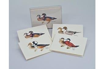 Steven M. Lewers & Associates LEWERSNC31 Duck Notecard Assortment (4 each of 2 styles)
