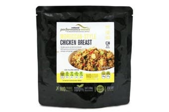 Natural Performance Meals 350g Moroccan Style Chicken
