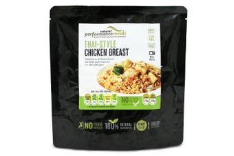 Natural Performance Meals 350g Thai Style Chicken