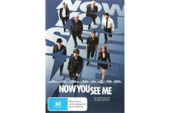 Now You See Me [Region 4]