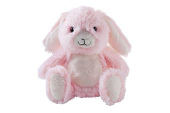 Aroma Home Microwavable Pink Bunny Cosy Hotties