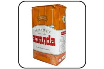 Yerba Mate Amanda Orange 500g
