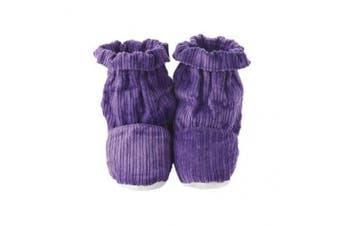 Aroma Home Microwaveable Feet Warmers - Lavender